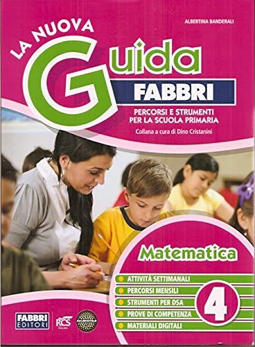 9788845193101: Guida matematica: 4