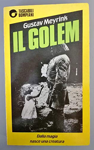 9788845201011: Il Golem