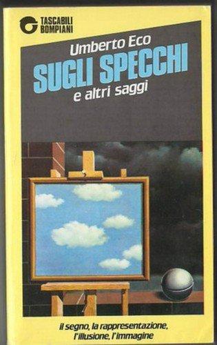 9788845203039: Sugli Specchi e Altri Saggi (Italian Edition)