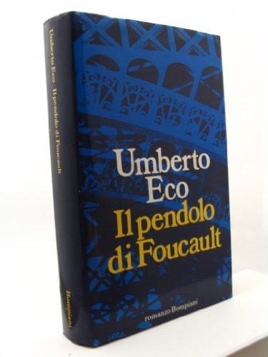 9788845204081: Pendolo Di Foucault