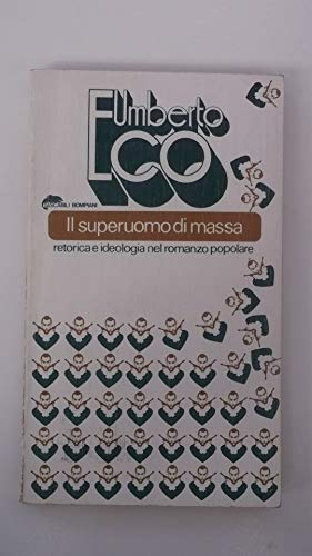 9788845205149: Il Superuomo DI Massa (Italian Edition)