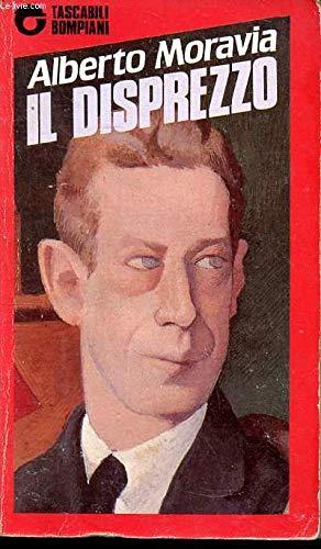 Il Disprezzo (Italian Edition): Moravia