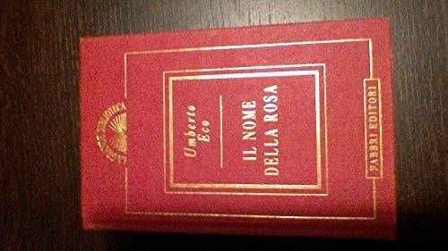 Il nome della rosa (Italian Edition): Eco, Umberto