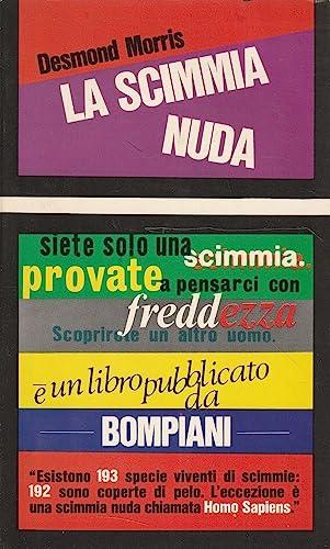 9788845207617: La scimmia nuda. Studio zoologico sull'animale uomo (Tascabili. Saggi)