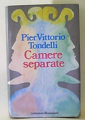 9788845214059: Camere separate ([Romanzo Bompiani]) (Italian Edition)