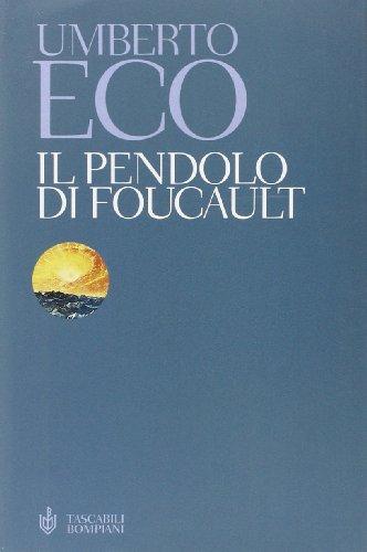 9788845214226: Il pendolo di Foucault