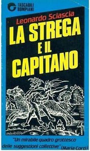 9788845214592: La strega e il capitano (Tascabili narrativa)