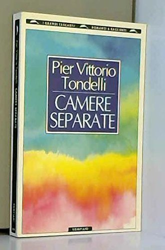 9788845216954: Camere Separate (La strega e il capitano) (Italian Edition)
