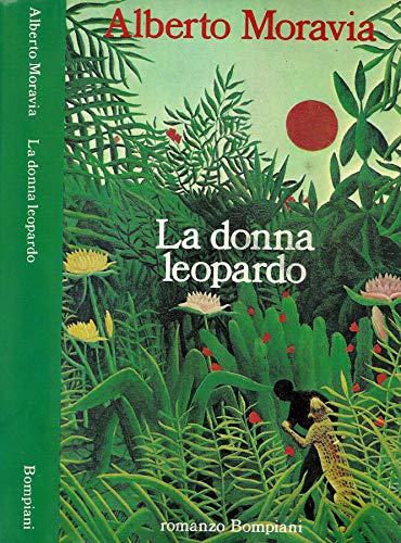 9788845217845: La donna leopardo