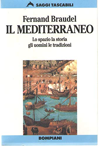 9788845218699: Mediterraneo (Tascabili. Saggi)