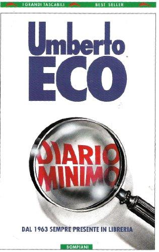 9788845218750: Diario minimo (I grandi tascabili)