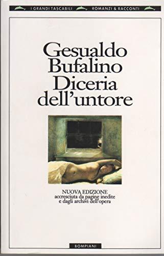 9788845219313: Diceria dell'untore (I Grandi tascabili : Romanzi & racconti) (Italian Edition)