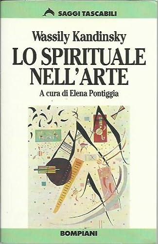 9788845220197: Lo spirituale nell'arte (Tascabili. Saggi)