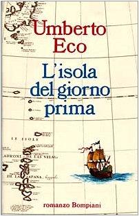 9788845223181: Isola Del Giorno Prima (Italian Edition)