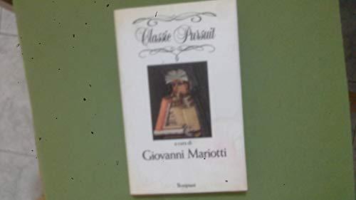 Classic Pursuit: MARIOTTI. GIOVANNI (a cura di)