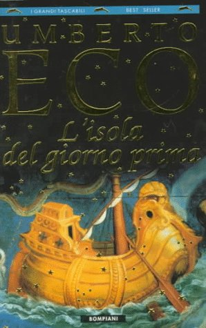 9788845228131: L'Isola del Giorno Prima (Fiction, Poetry & Drama) (Italian Edition)