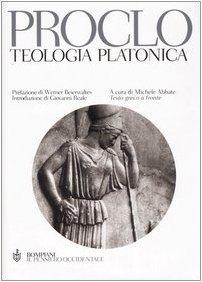 9788845239656: Teologia platonica. Testo greco a fronte