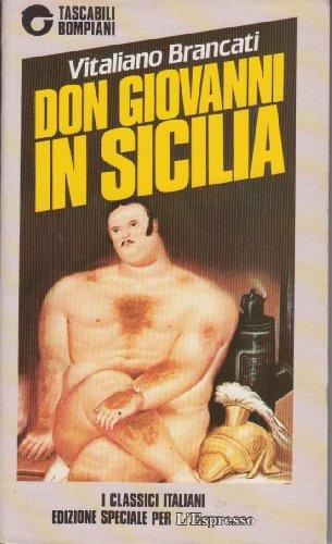 9788845239809: Don Giovanni in Sicilia (Italian Edition)