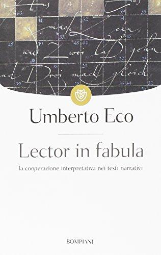 9788845248061: Lector in Fabula (Italian Edition)