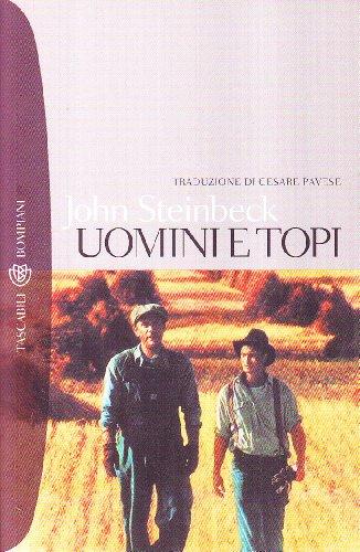 9788845250088: Uomini E Topi (Italian Edition)