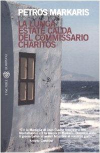 9788845260957: La lunga estate calda del commissario Charitos
