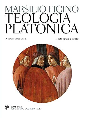 9788845264634: Teologia platonica. Testo latino a fronte
