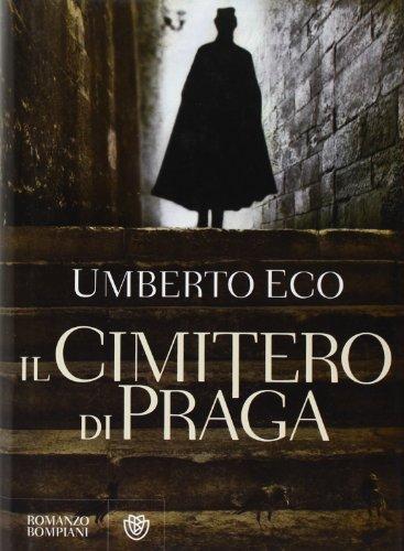 Il cimitero di Praga. - Eco,Umberto.