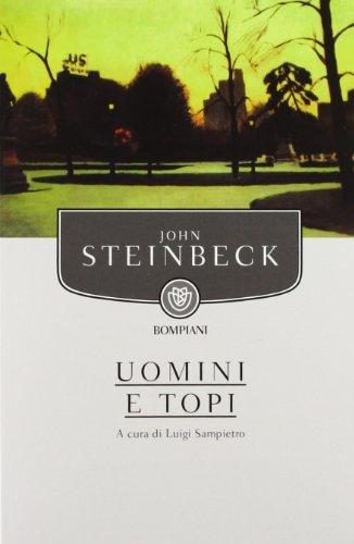 9788845268427: Uomini E Topi (Italian Edition)