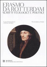 9788845269226: Scritti teologici e politici. Testo latino a fronte