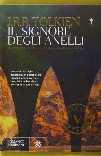 Il Signore degli Anelli: La compagnia dell'anello-Le due torri-Il ritorno del re (Italian Edition) (9788845269707) by John R. R. Tolkien