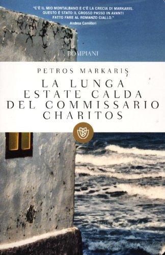 9788845270680: La lunga estate calda del commissario Charitos