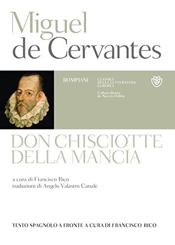 9788845272073: Don Chisciotte della Mancia. Testo spagnolo a fronte