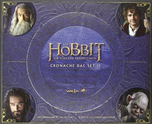 9788845273247: Lo Hobbit. Un viaggio inaspettato. Cronache del set II