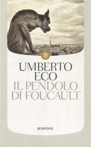 9788845273476: Il pendolo di Foucault