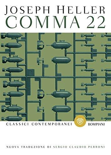 9788845280245: Comma 22 (Classici contemporanei Bompiani)
