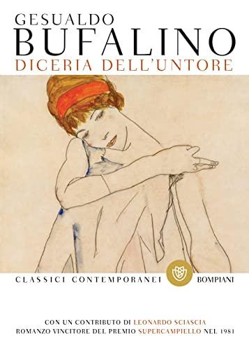 9788845281693: Diceria dell'untore (Classici contemporanei Bompiani)