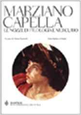 9788845291029: Le nozze di Filologia e Mercurio (Bompiani Il pensiero occidentale) (Italian Edition)
