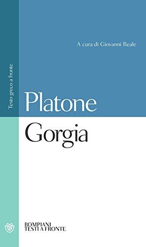 Gorgia (Paperback): Platone