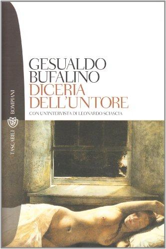 9788845291524: Diceria Dell'Untore (Italian Edition)