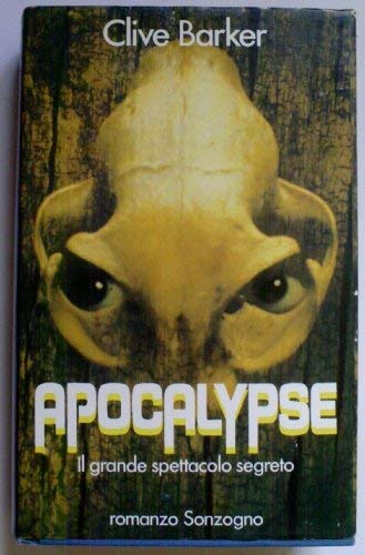 Apocalypse (9788845403316) by Clive Barker