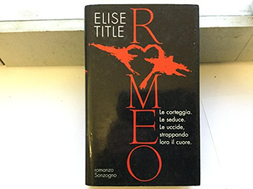 Romeo Title, Elise and Feruglio Dal Dan,: Title, Elise and