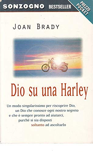 9788845423451: Dio su una Harley