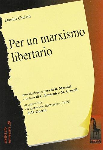 Per un marxismo libertario (8845702545) by Daniel Guérin