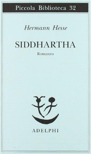 9788845901843: Siddharta (Piccola biblioteca Adelphi)