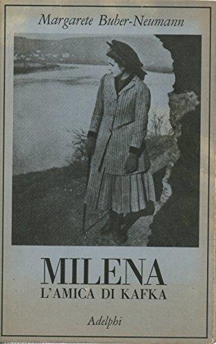9788845902208: Milena. L'amica di Kafka