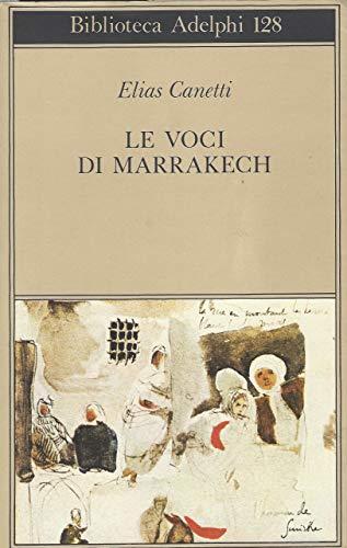 Le voci di Marrakech. Note di un viaggio: Elias, CANETTI
