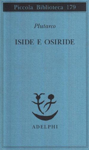 Iside e Osiride - Plutarco