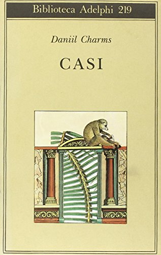 9788845907456: Casi (Biblioteca Adelphi)