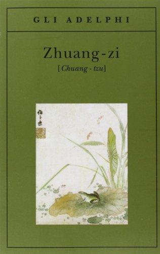 Zhuang-zi (Chuang-tzu): liou kia-hway