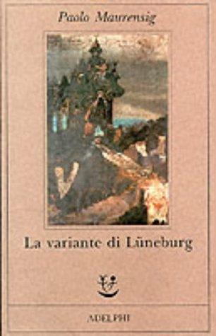 9788845909849: La Variante DI Luneburg (Fabula) (Italian Edition)